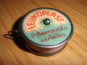 Maßband Leukoplast Beiersdorf Hamburg 1950