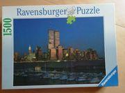 Ravensburger Puzzle - Manhattan im Abendlicht
