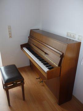 Klavier Wollmann: Kleinanzeigen aus Kraichtal - Rubrik Tasteninstrumente