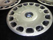 BMW Radkappen gebr 15