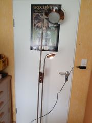 Stehlampe Leselampe LED dimmbar