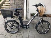 E iisy Fahrrad