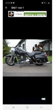 Motorrad abstellen