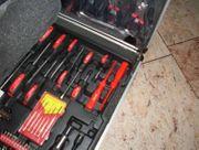207 tlg Chrome - Vanadium Werkzeugset