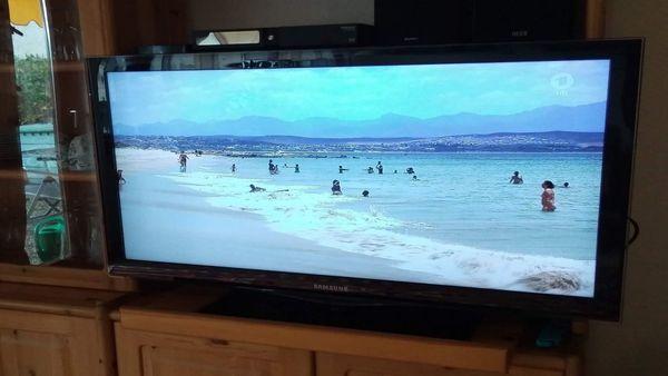 Samsung TV Flachbild HD LED