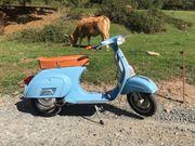 Vespa 50 Special 1980 blau