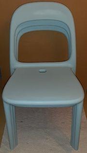 drei Stühle URBAN von Ikea