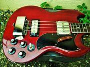 LUXOR SG Vintage Bass 70er