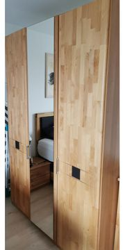 Schlafzimmer- Drehtürenschrank 3-türig ca BHT