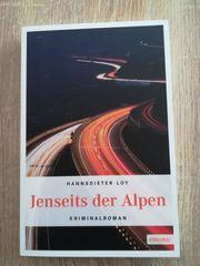 Buch Jenseits der Alpen