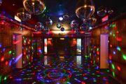 Partyraum Bunker Feier Event Disco