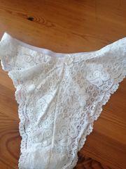 Getragene Unterwäsche sexy