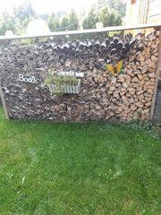 Birkenholz ideal für Feuerschale oder