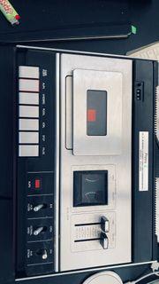 Poppy HiFi-Stereo Cassetten-Recorder CD-580 TOP