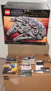 Lego Star Wars 75192 Millennium