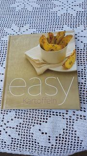 Neuwertiges modernes Kochbuch Easy Kartoffeln