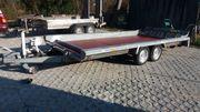 Multitransporter - PKW Trailer - 2700kg gesamt -