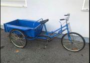 Rikscha Fahrrad