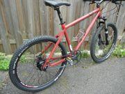 Nicolai Argon RoCC Bike Größe