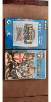 2 Spiele PC CD ROM