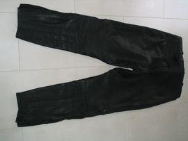 Motorradbekleidung Herren - Motorrad Lederhose und Lederjacke