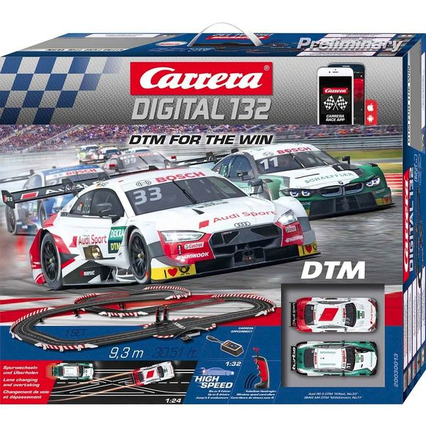 Carrera Digital 132 Startpackung 30013