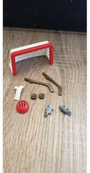 Playmobil Eishockey Zubehör