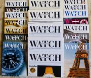IWC Uhrenzeitungen WATCH INTERNATIONAL 1993