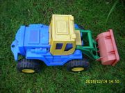 LENA Traktor Radlader wirklich ok