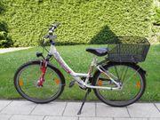 Mädchen City Fahrrad Pegasus Mod