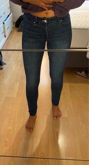 H M Jeans Damen Gr