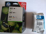 HP 301 Druckerpatronen