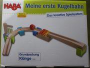 HABA Meine erste Kugelbahn Grundpackung