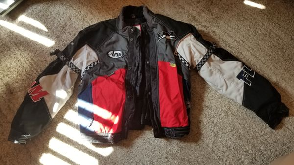 Motorradjacke zu verkaufen Größe L