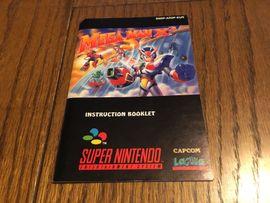 Nintendo, Gerät & Spiele - Mega Man X3 - SNES - Original -