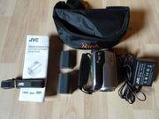 Videokamera JVC 30 GB Festplatte