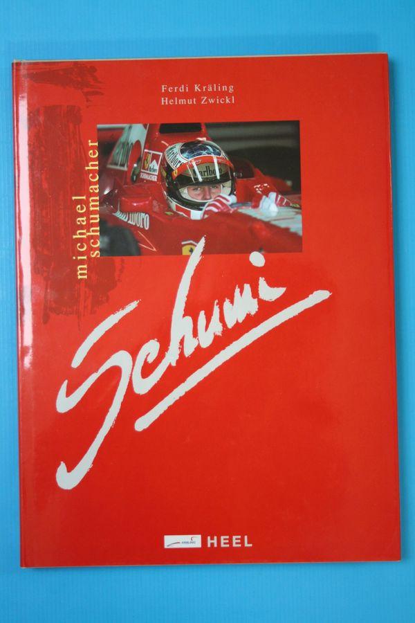 Schumi - Michael Schumacher - Fotoband - F