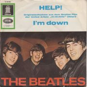 The Beatles - Help Single