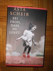 Buch Roman Asta Scheib Sei