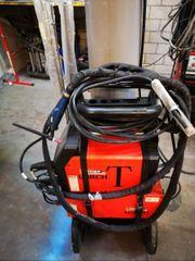Lorch T220 WIG Elektroden Schweißgerät