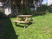 Sitzkombination Kinder Garten