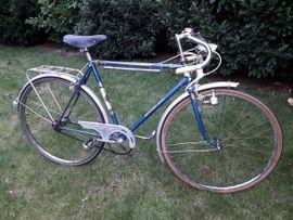Herren-Fahrräder - Sportrad Rennrad von EXPRESS Tisuna