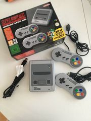 Snes Mini Classic Super Nintendo