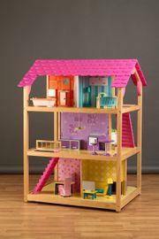 KidKraft Puppenhaus aus Holz mit