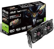 Asus Nvidia GeForce Strix GTX