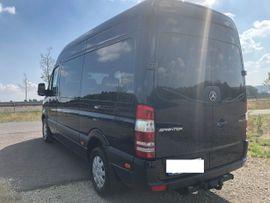 Kleinbusse, -transporter - MB Sprinter 316 CDI Kombi