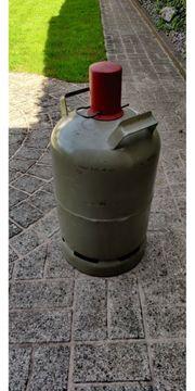 11 kg Propan Gasflasche leer