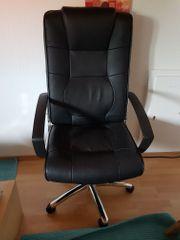 Büro-Lederstuhl