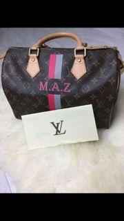 Louis Vuitton Handtasche Speedy