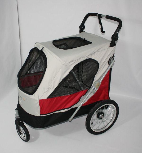 Hundekinderwagen Aventura XL 105 x 70 x 112 cm bis 45 kg